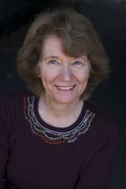 photo of Elaine Aron